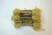 Paternayan Needlepoint 3-ply Wool Yarn-Colour 743-Tobacco Medium