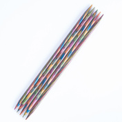 Knit Pro Symfonie Double Point Needles 20cm (Set of 5) - 4.00mm