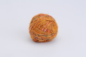 "New ThreadsRus HIMALAYAN 100% PURE SILK YARN WOOL For KNITTING - HARVEST ""V"""