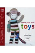 Make Your Own Toys Pattern Book