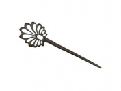 Buttons.etc Exotic Shawl Pins, 24201 - Wood Filigree Shawl Stick