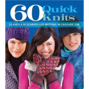 Sterling Publishing NOM433802 Sixth & Springs Books, 60 Quick Knits