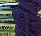 Paternayan Needlepoint 3-ply Wool Yarn-Colour-320-Plum