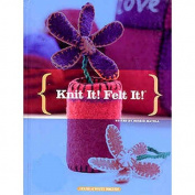 Plymouth Knit It Felt It Pattern Book
