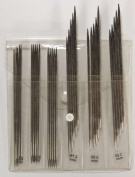 Knit Picks 15cm Nickel Plated Double Pointed Knitting Needle Set