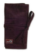 Della Q Notions Case for Knit or Crochet - Brown