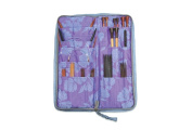 Lantern Moon Compact Zip Combination Needle Case - Lavender