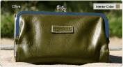 Namaste Small Clutch - Olive