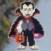 Dracula - Mill Hill Beaded Cross Stitch Kit MH183204