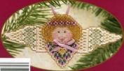 Rosebud Angel (beaded kit)