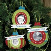 Dimensions Crafts Felt Applique Frame Ornaments
