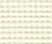 Cream 14 Ct Counted Cotton Aida Cloth Cross Stitch Fabric 48cm x 48cm