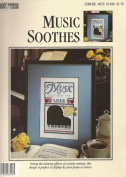 Leisure Arts Cross Stitch Lites Music Soothes #83106