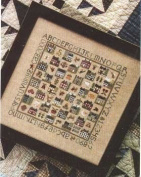 Sampler Game Board - Cross Stitch Pattern