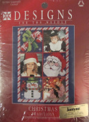 "Christmas Traditions ""Snapshots!"" Counted Cross Stitch Kit"