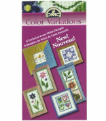 DMC-Colour Variations Design Book 2