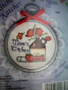 Cross Stitch Kitchen Magnet Kit ... Mom's Kitchen