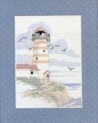 Gull Lighthouse - Weekenders #02780 - Cross Stitch Kit