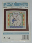 Lynn Craft Weekend Counted Cross Stitch Kit - Rabbit - #50-370