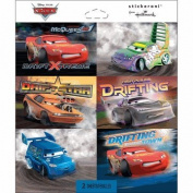 Disney Pixar Cars Racing Scrapbook Stickers
