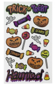 Sticko Stickers, Scary Halloween Icons