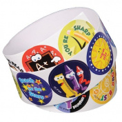 Student Sticker Roll- 100 Stickers/roll
