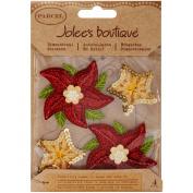 Sticko & Jolee's Boutique Parcel Dimensional Stickers
