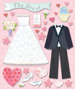K & Company Wedding Dress Shop Sticker Medley
