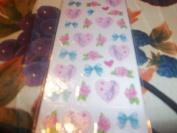 Ballet Theme Stickers