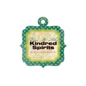 Anthologie Kindred Spirits Embossed Tag