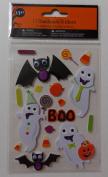 Handmade Halloween Party Stickers
