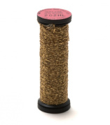 Kreinik No.4 Very Fine Metallic Craft Braid, 12-Yard