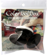 ColorBox® Stylus Tips 3-pack Oval White