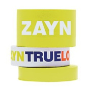 One Direction Limited Edition 1D + Od Together Washi Tape, Zayn - Unique, Neon Yellow, Pack Of 3