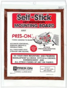 Pres-On Mounting Board 8x10