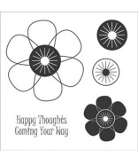 Clear Stamps: Sending Thoughts