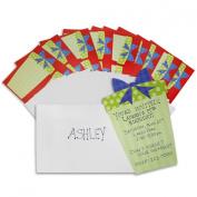 Ampad Printable Die-Cut Invitations - Present Box