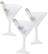Jolee's By You Embellishments - Martinis