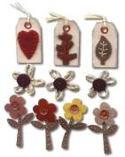 Jolee's Boutique Dimensional Stickers - Autumn Crafts