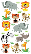 Sticko Zoo Cuties Stickers