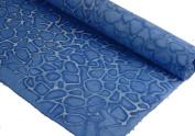Giraffe Blue Batik Paper A4 Size