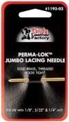 Leather Factory Perma Lok Jumbo Lacing Needle-For 0.3cm , 0.4cm