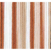 Egyptian Cotton Print Crochet Thread - Browns