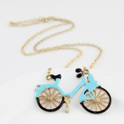 Fashion Vintage New Arrival Bicycle Necklace