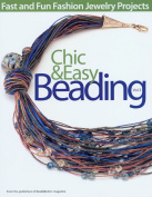 Kalmbach Publishing Books-Chic And Easy Beading