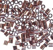 2x2mm Copper Crimp Genuine Real Beads Usa Made