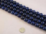"""14mm Lapis Lazuli Round Beads Strand 15.5"""""""