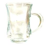 Aida Tea Glass with Handle - Set