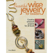 Kalmbach Publishing Books-Beautiful Wire Jewellery For Beaders