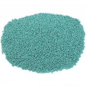 Turquoise Glass Seed Beads Beading Sz 11/0 Approx 400g